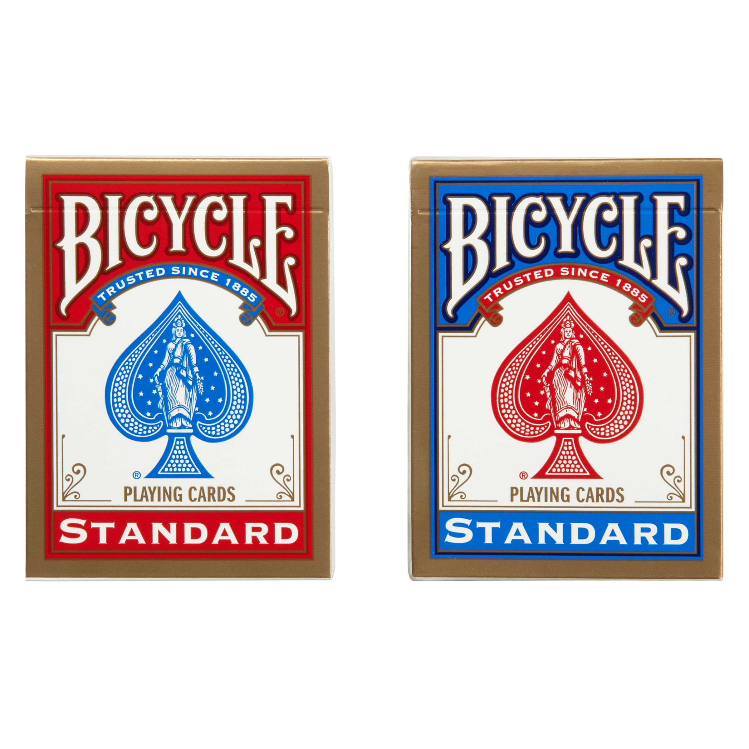 Bicycle Bicycle Playing Cards, Pack of 2