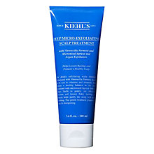 Buy Kiehl's Deep Micro-Exfoliating Scalp Treatment, 100ml Online at johnlewis.com