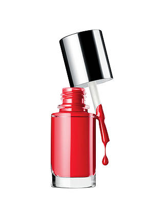 Buy Clinique A Different Nail Enamel For Sensitive Skins, Red Red Red Online at johnlewis.com