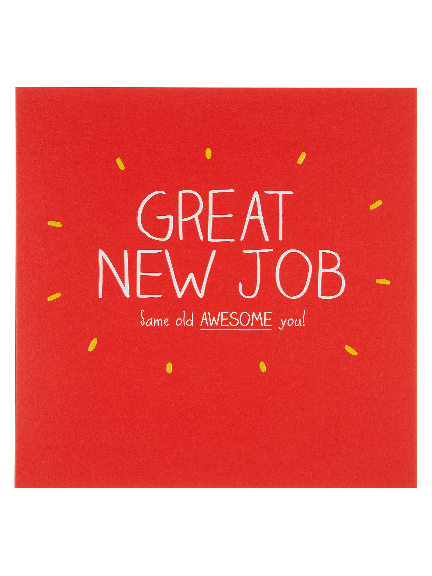 Happy jackson great new job greeting card at john lewis partners buyhappy jackson great new job greeting card online at johnlewis m4hsunfo