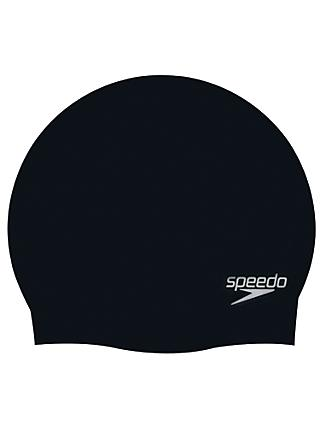 Speedo Adult Moulded Silicone Cap