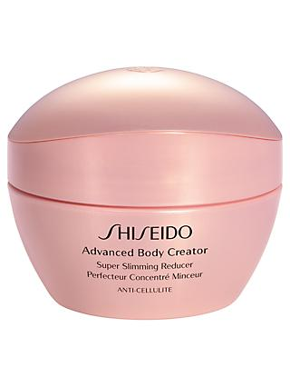 Shiseido Advanced Body Corrector Super Slimming Reducer, 200ml