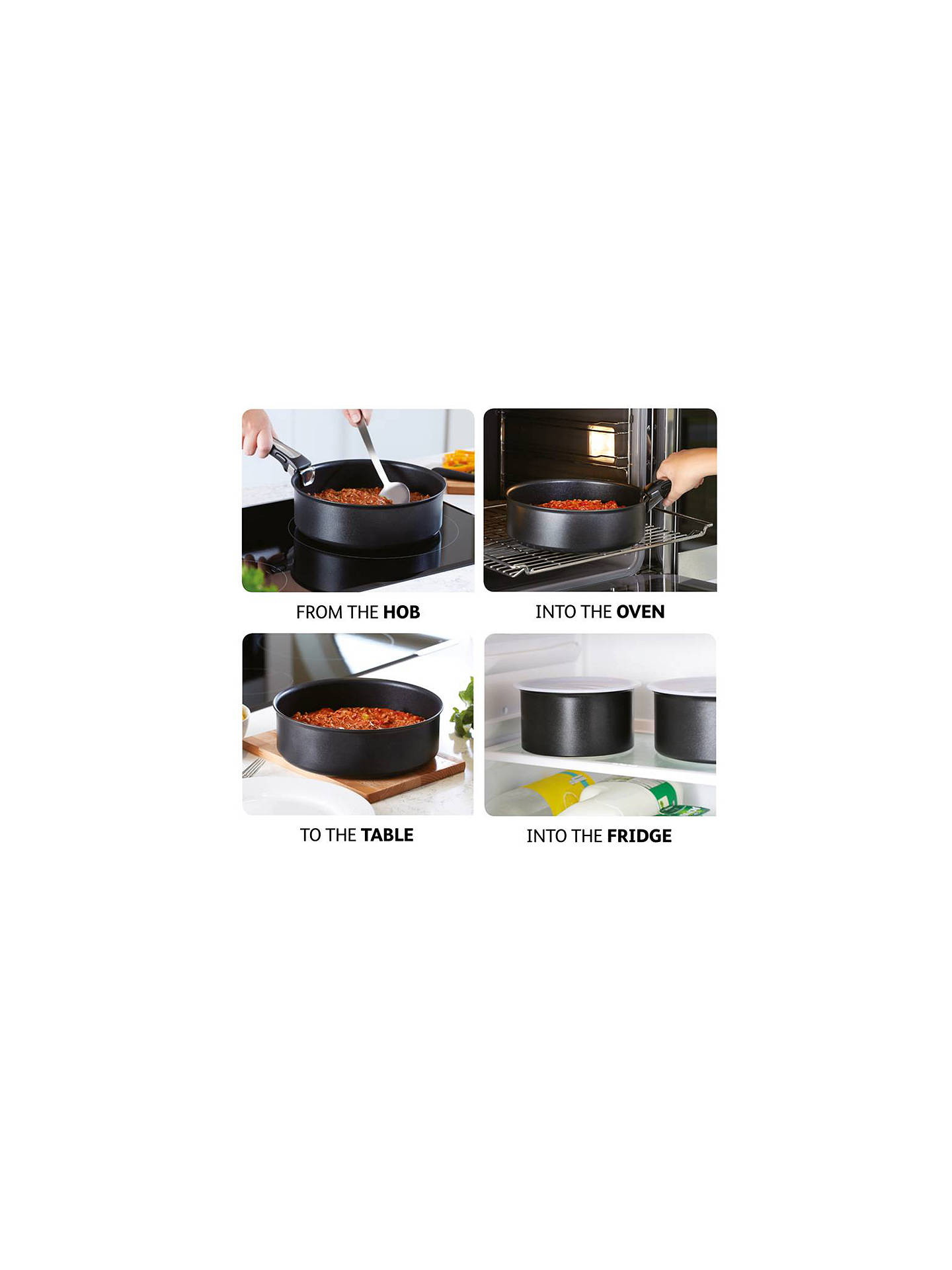 Buy Tefal Ingenio Grill Insert Online at johnlewis.com