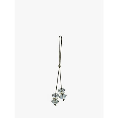 Product photo of John lewis double bead key tassel
