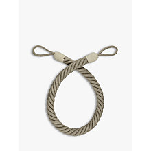 Buy John Lewis Croft Collection Rope Tieback Online at johnlewis.com