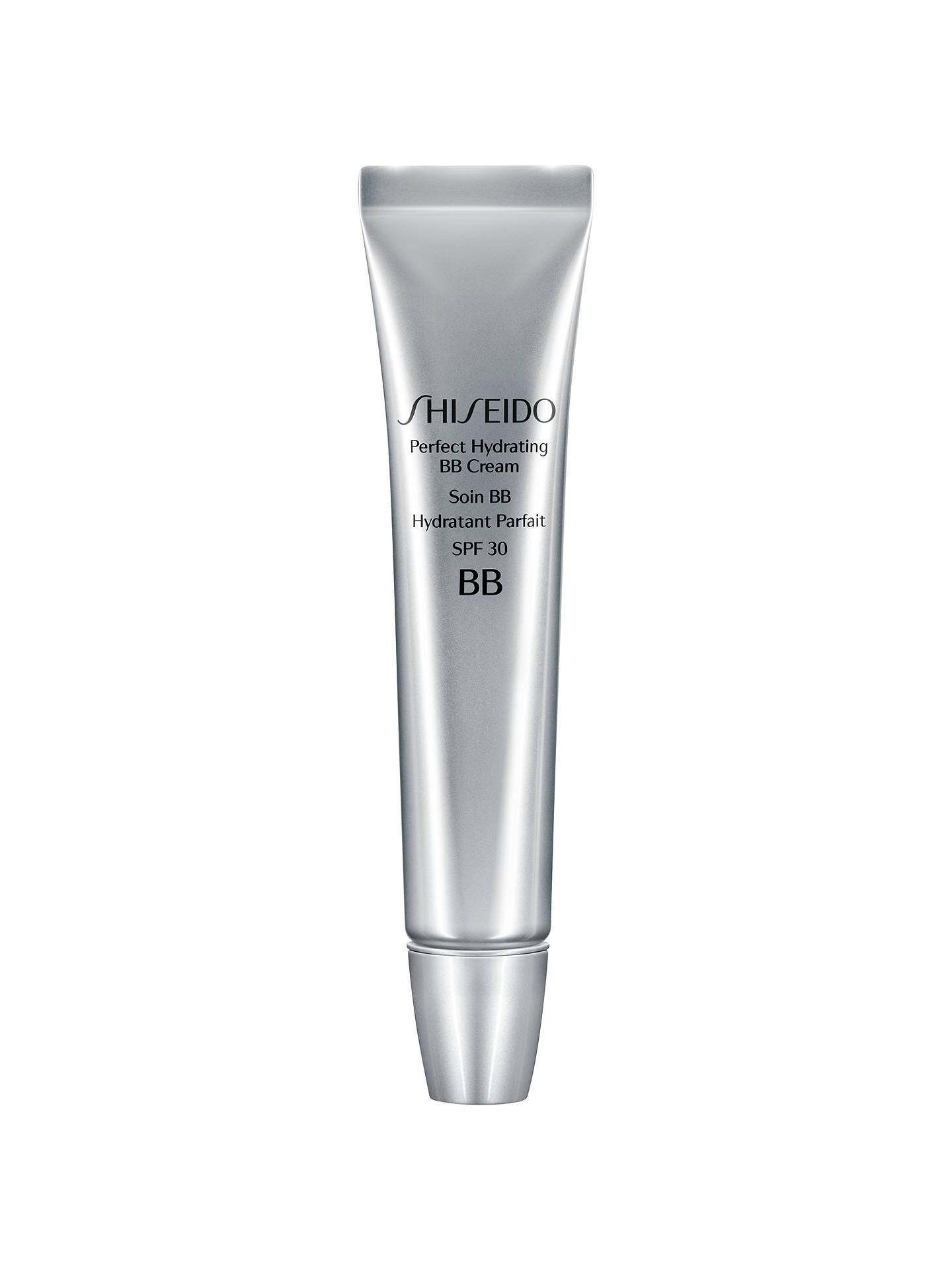Buy Shiseido Perfect Hydrating BB Cream SPF 30, Dark, 30ml Online at johnlewis.com