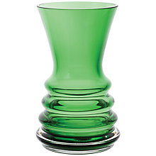 Buy Dartington Crystal Little Gems Wibble Flared Vase Online at johnlewis.com