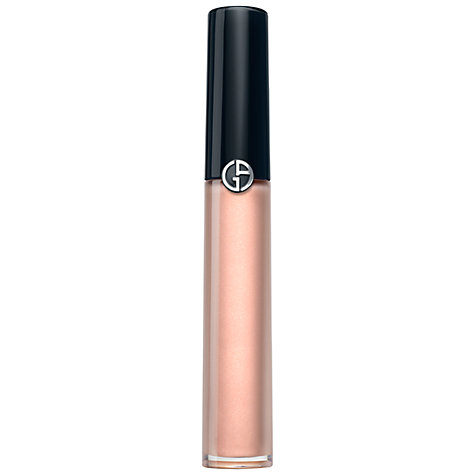 Buy Giorgio Armani Flash Lacquer Crystal Shine Lip Gloss Online at johnlewis.com