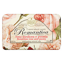 Buy Nesti Dante Romantica Rose and Peony Soap, 250g Online at johnlewis.com