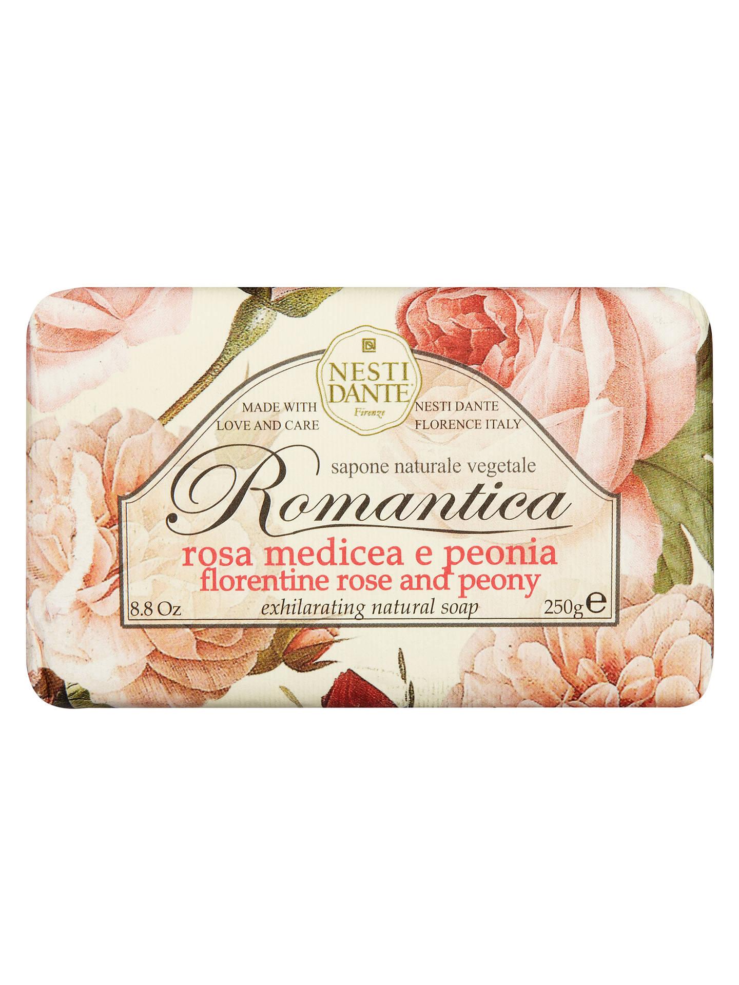 Health & Beauty Collection Here Nesti Dante Romantica Florentine Rose Peony 250g