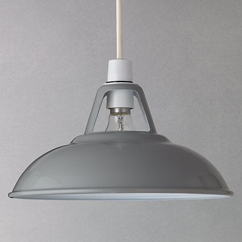 Buy Croft Collection Easy-to-fit Campbell Ceiling Shade Online at johnlewis.com