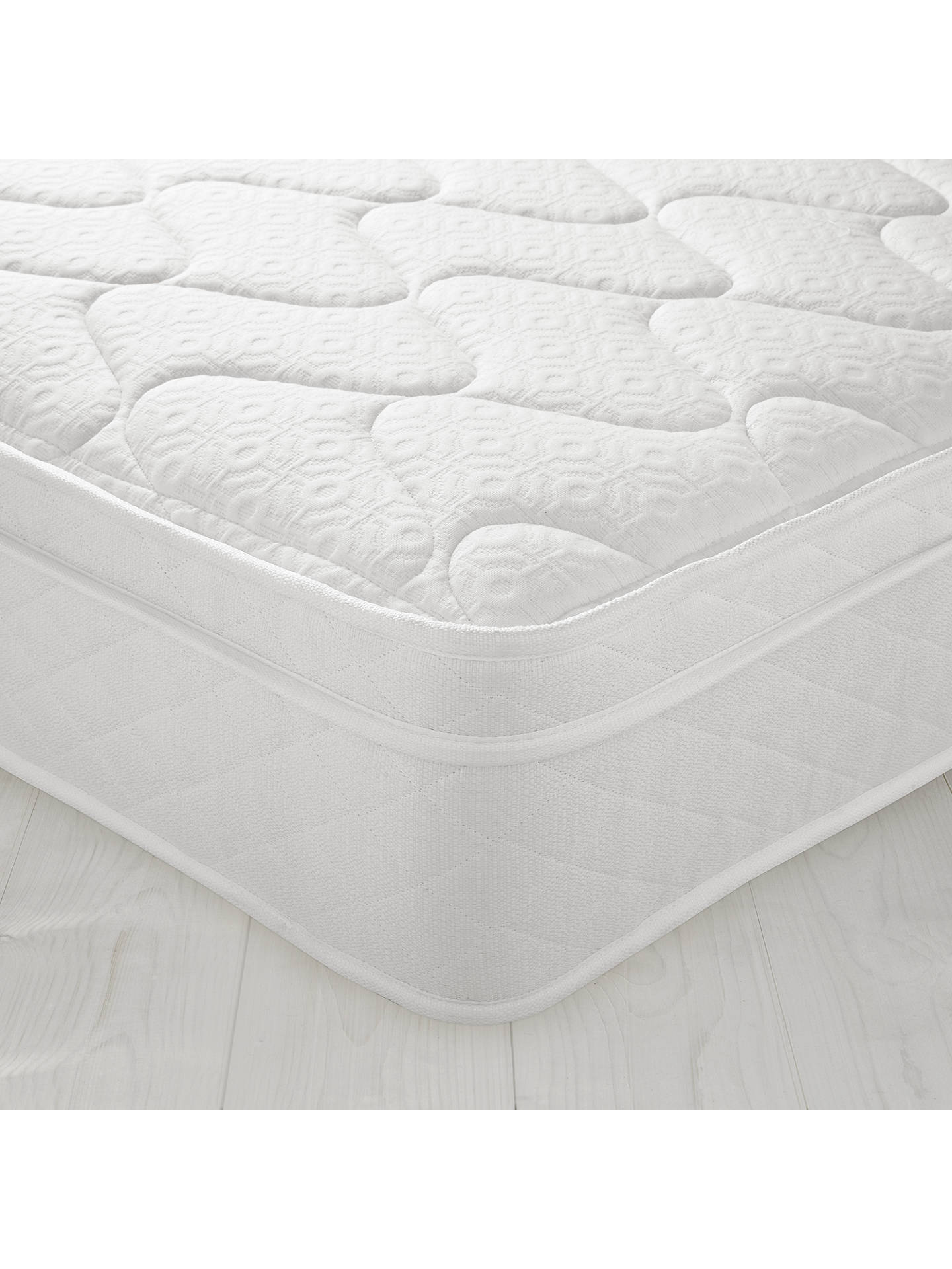 silentnight special ortho miracoil mattress double at. Black Bedroom Furniture Sets. Home Design Ideas
