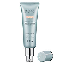 Buy Dior Hydra Life BB Cream SPF 30 PA +++ Online at johnlewis.com