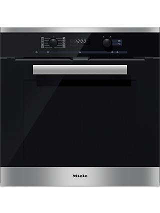 Miele Built In Ovens John Lewis Partners
