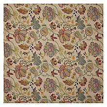 Buy John Lewis Fotheringay Fabric, Multi Online at johnlewis.com