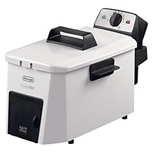 Buy De'Longhi F22310CZ Professional Coolzone Deep Fryer Online at johnlewis.com