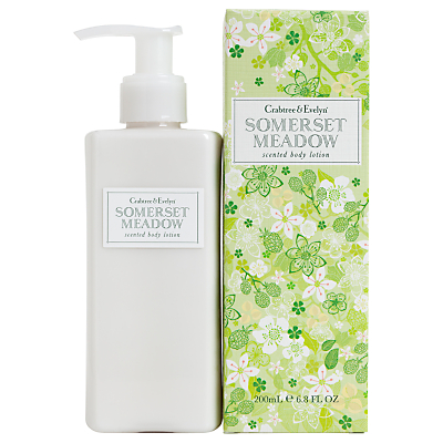 Crabtree & Evelyn Somerset Meadow Body Lotion, 200ml