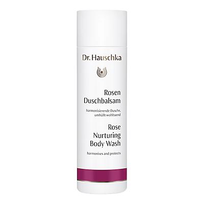 Dr Hauschka Nurturing Rose Body Wash, 200ml