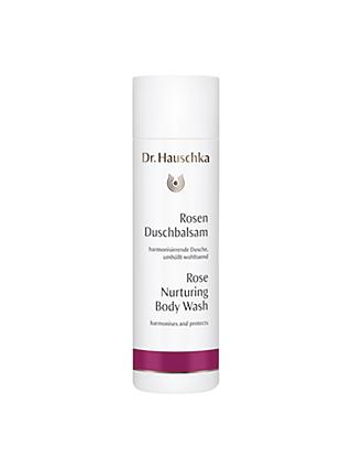 Dr Hauschka Nurturing Rose Body Wash, 200ml