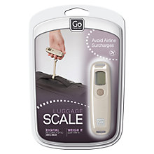 Buy Go Travel 2008 Digital Scale, Assorted Colours Online at johnlewis.com