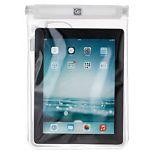 Buy Go Travel 766 Dry Waterproof iPad Shell Online at johnlewis.com