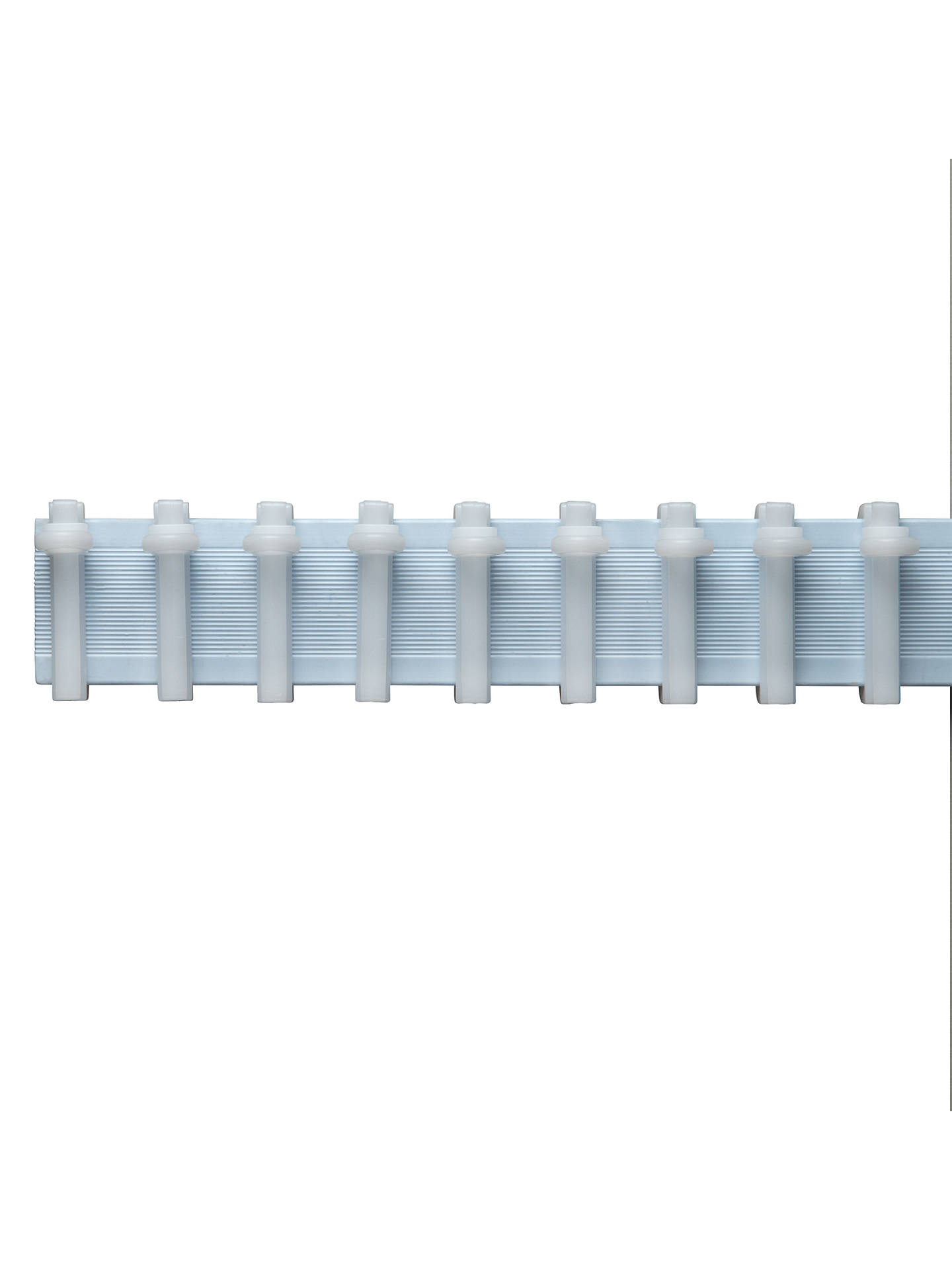 John Lewis Bend By Hand Curtain Track L350cm At John
