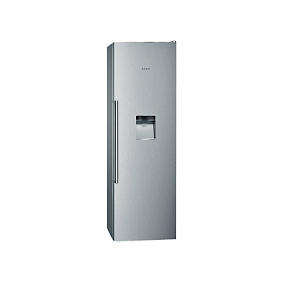 Siemens GS36DPI20 Freezer, A+ Energy Rating, 60cm Wide, Stainless Steel