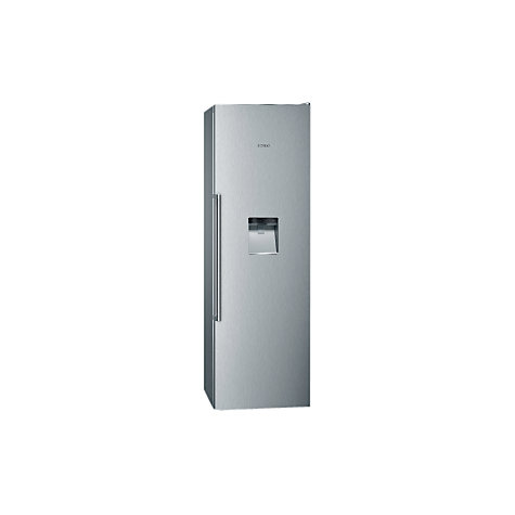 Buy Siemens GS36DPI20 Freezer, A+ Energy Rating, 60cm Wide, Stainless Steel Online at johnlewis.com