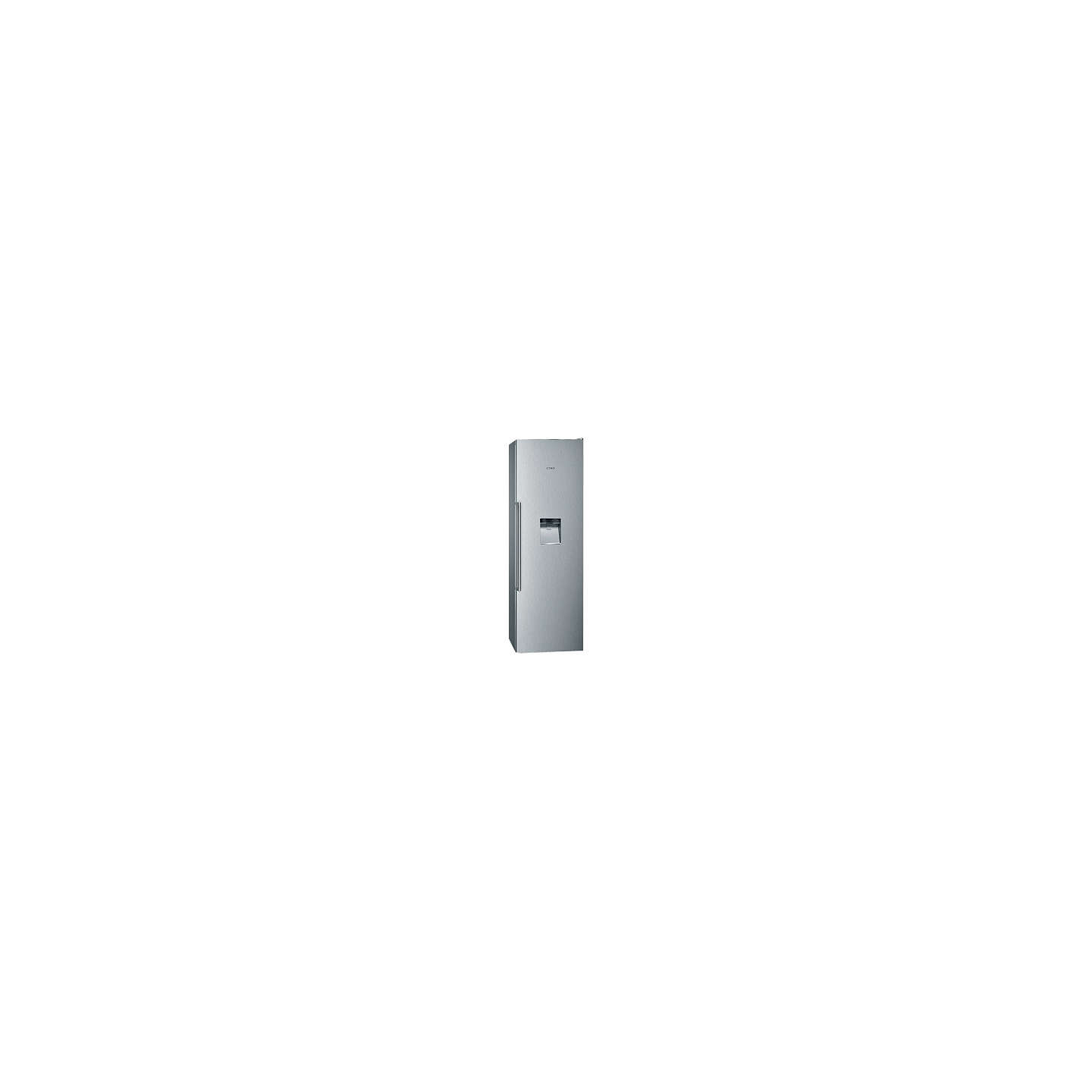 BuySiemens GS36DPI20 Freezer, A+ Energy Rating, 60cm Wide, Stainless Steel Online at johnlewis.com
