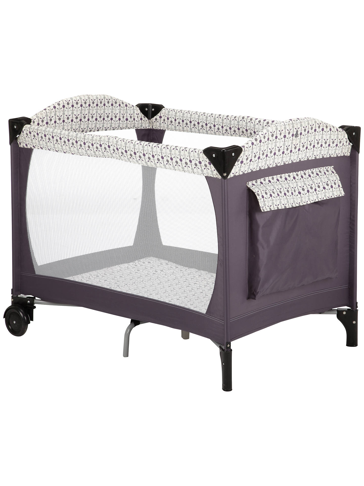 Buy John Lewis & Partners Travel Cot and Bassinette Online at johnlewis.com