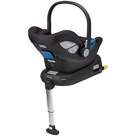 Buy Silver Cross Simplifix Isofix Group 0+ Car Seat Base Online at johnlewis.com