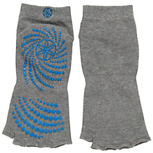 Buy Gaiam Toeless Gripp Socks Online at johnlewis.com