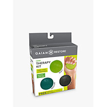 Buy Gaiam Restore Hand Therapy Kit Online at johnlewis.com