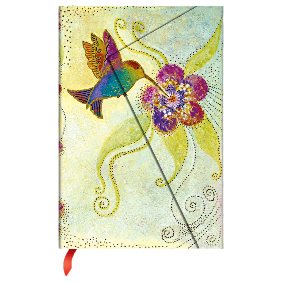 Paperblanks Paperblanks Hummingbird Lined A6 Notebook