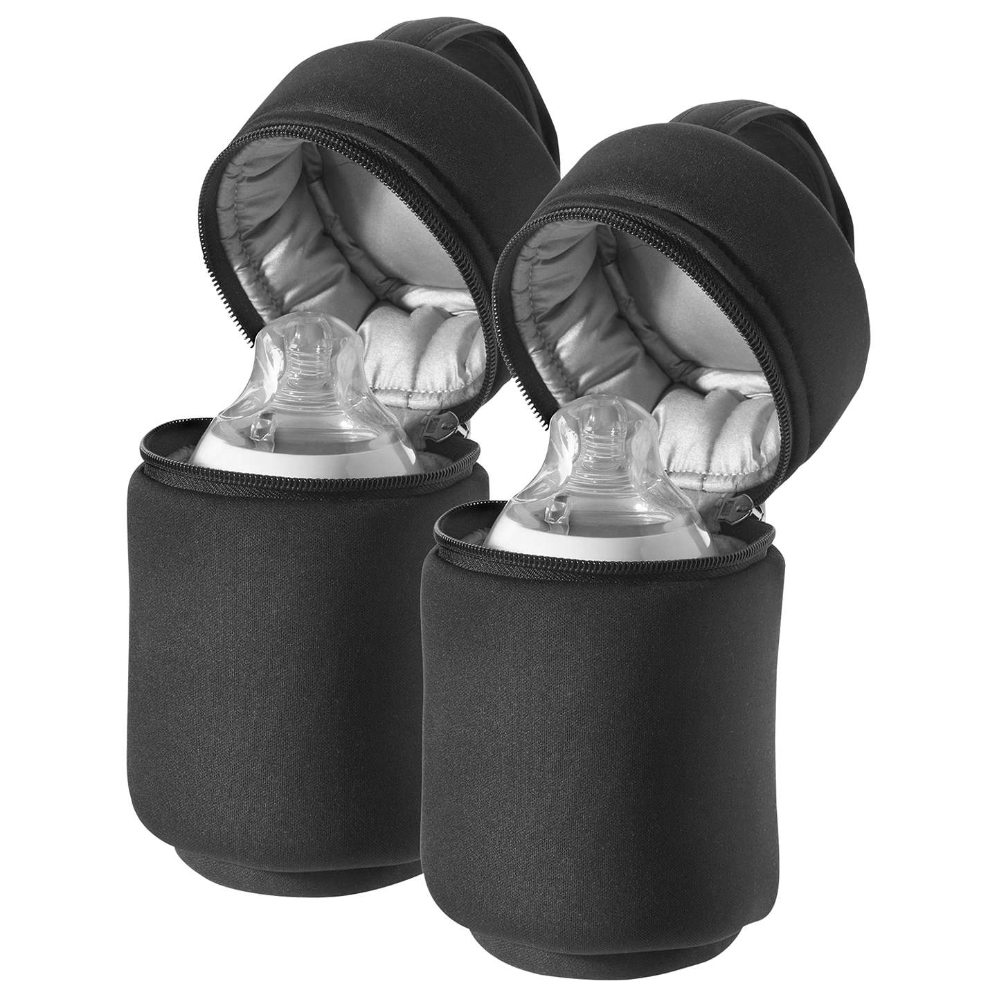Tommee Tippee Closer To Nature Insulated Bottle Bags Pack