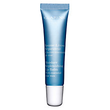 Buy Clarins Moisture Replenishing Lip Balm, 15ml Online at johnlewis.com