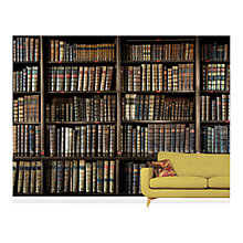 Buy Surface View Library 1 Wall Mural, 360 x 265cm Online at johnlewis.com