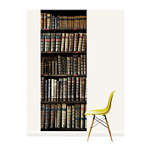 Buy Surface View Library 1 Wall Mural, 100 x 265cm Online at johnlewis.com