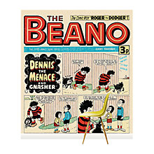 Buy Surface View Beano Walter And Priscilla Wall Mural, 240 x 265cm Online at johnlewis.com