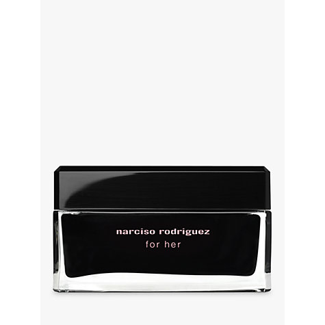 Buy Narciso Rodriguez Body Cream, 150ml Online at johnlewis.com