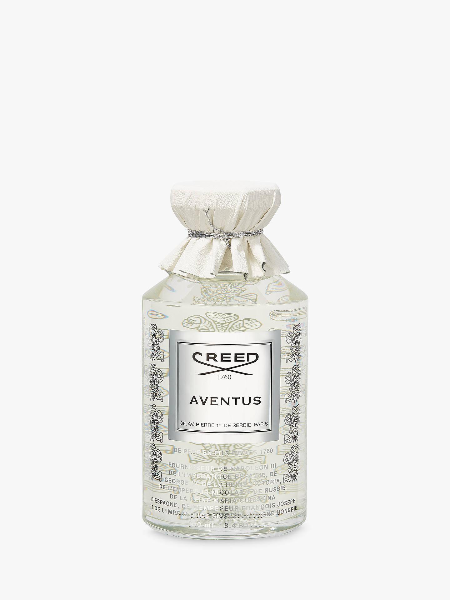 Creed Aventus Eau De Parfum Flacon 250ml At John Lewis Partners