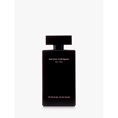 Buy Narciso Rodriguez for Her Shower Gel, 200ml Online at johnlewis.com