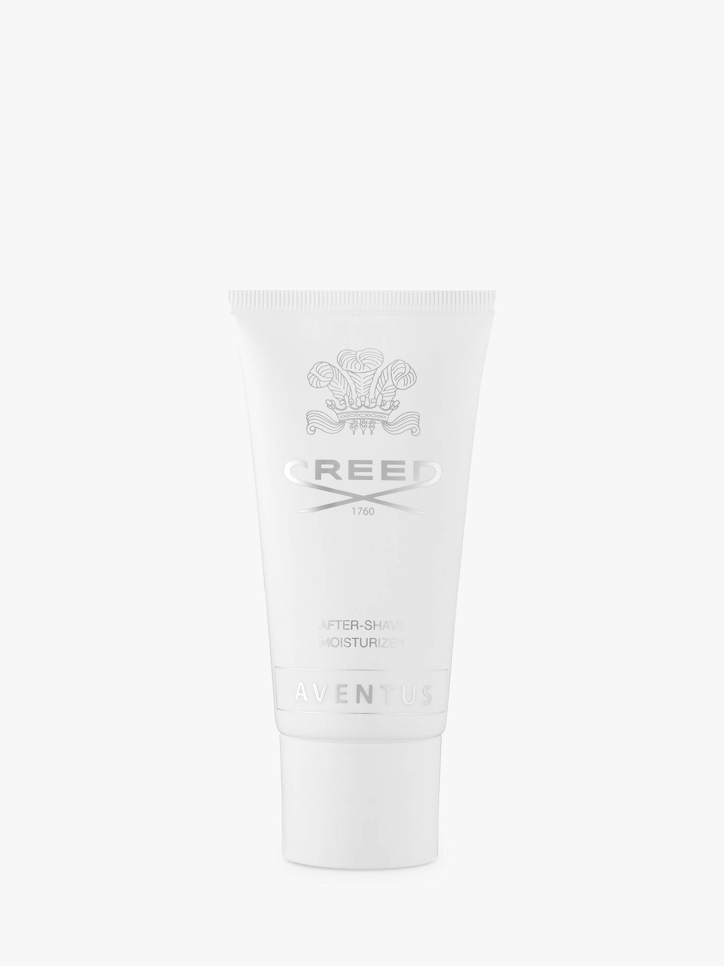 Buy CREED Aventus Aftershave Moisturiser, 75ml Online at johnlewis.com