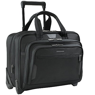 Briggs & Riley 15.6 Laptop and iPad 2Wheel Mobile Office