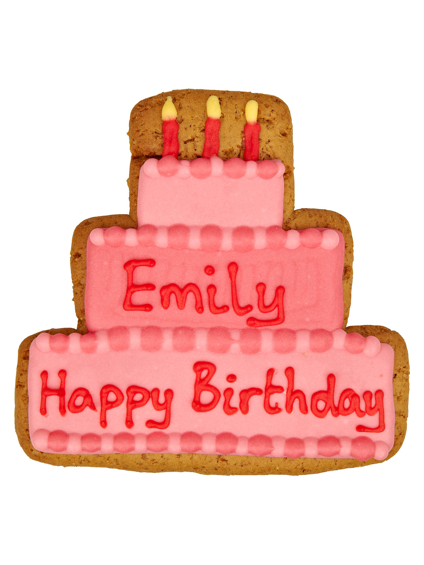Pleasing Image On Food Personalised Happy Birthday Cake Girl Gingerbread Funny Birthday Cards Online Hetedamsfinfo