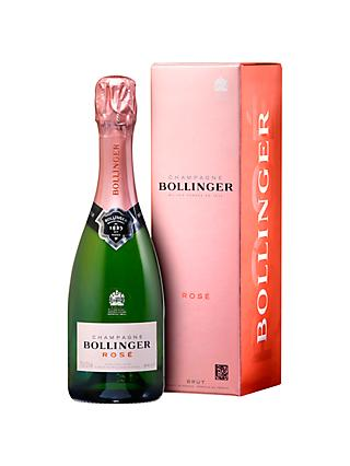 Bollinger Rosé 1846 Half Bottle, 37.5cl