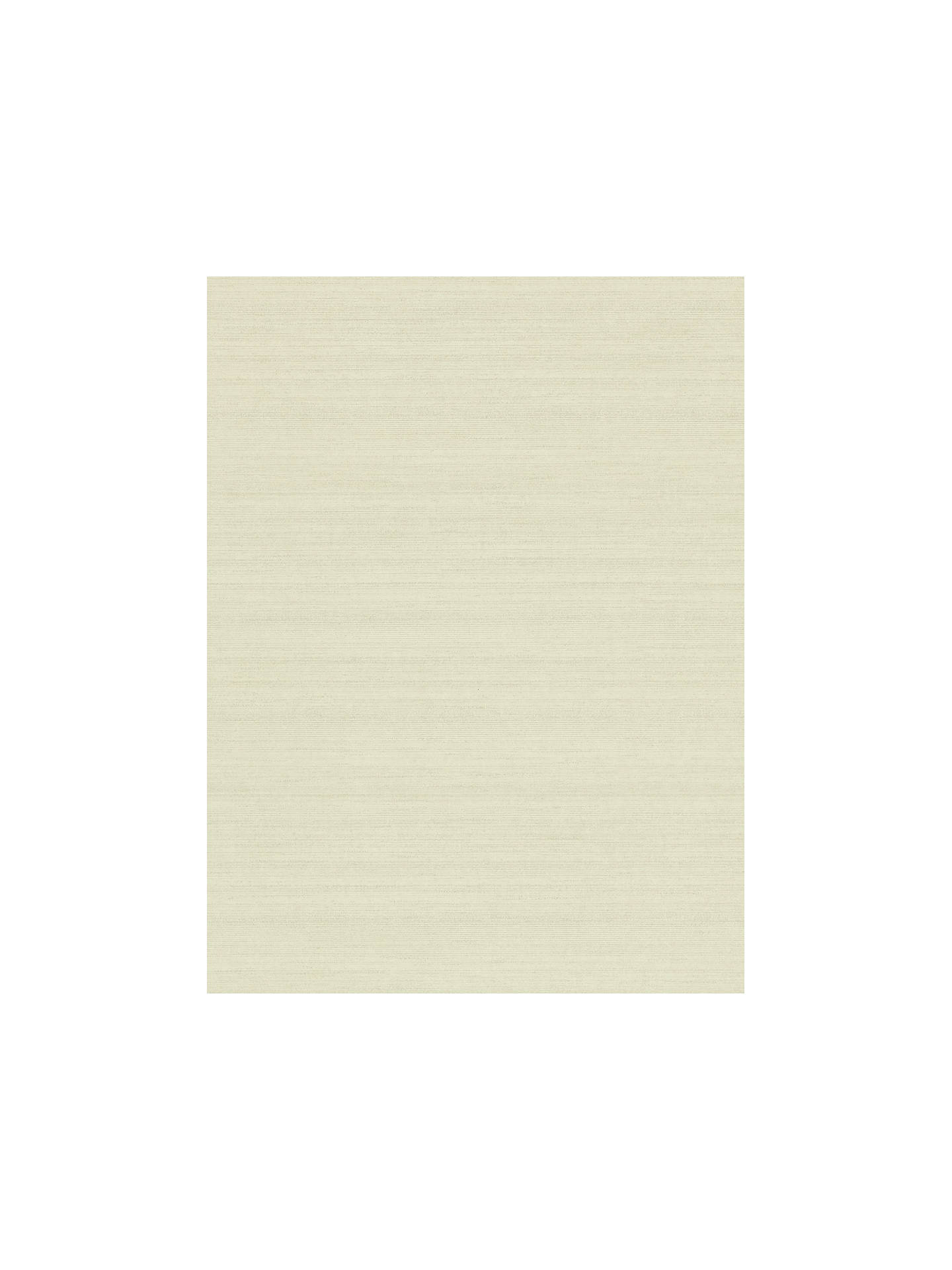 Buy Zoffany Silk Plain Wallpaper, Silver, 310871 Online at johnlewis.com