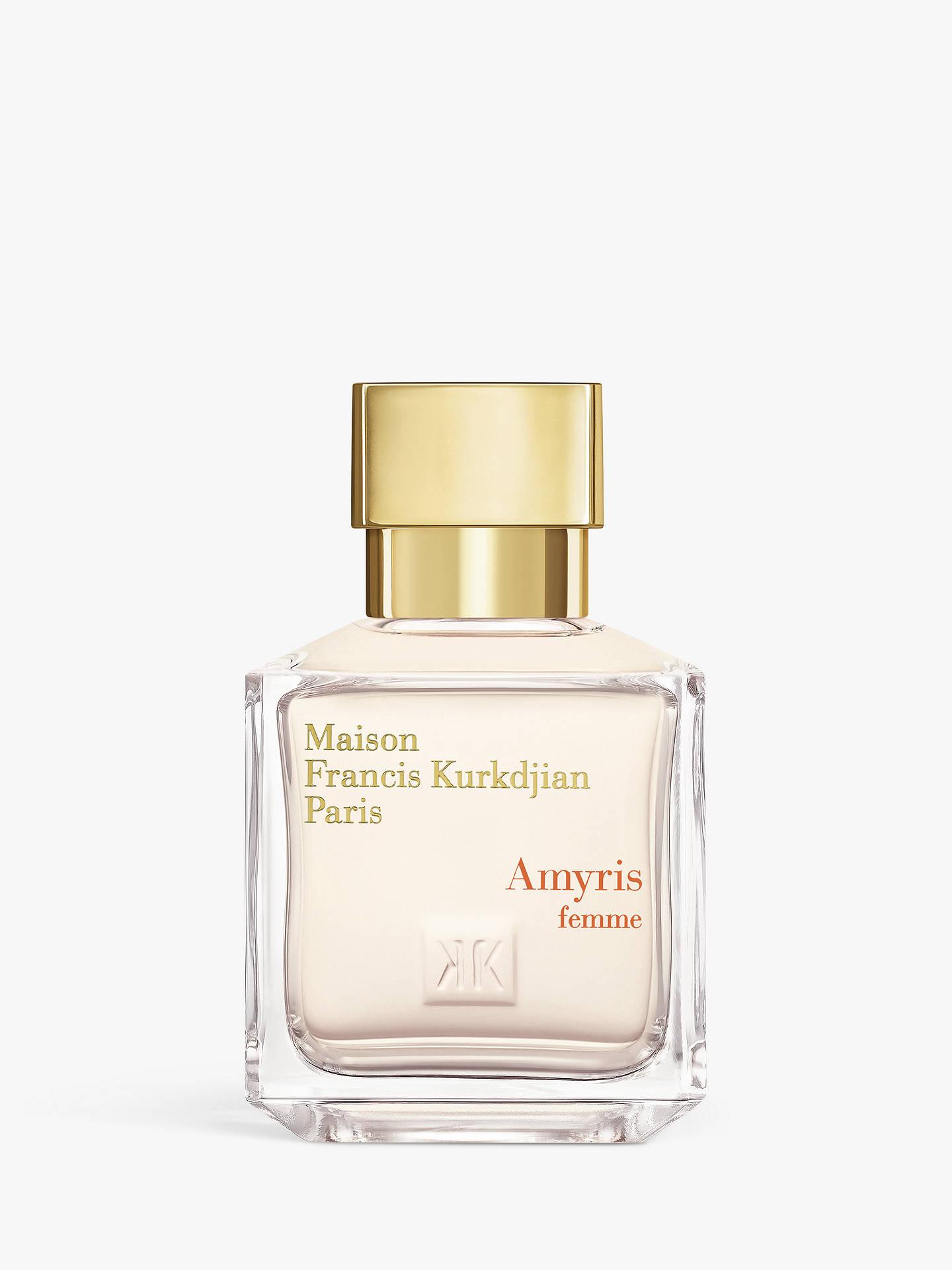 Maison Francis Kurkdjian Amyris Pour Femme Eau De Parfum 70ml At