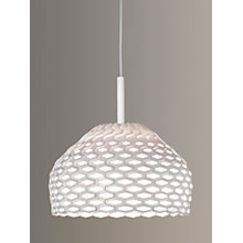 Buy Flos Tatou Pendant, Regular, White Online at johnlewis.com