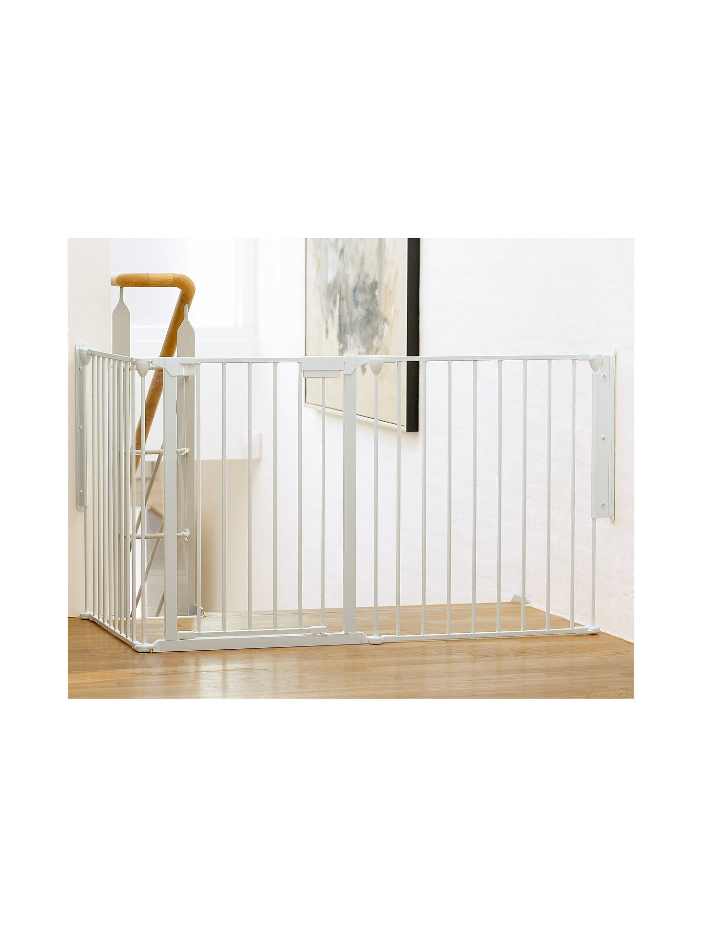 Babydan Configure Safety Gate At John Lewis Partners